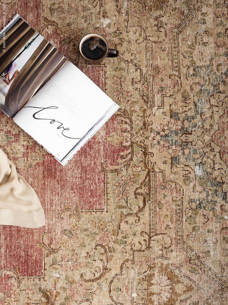 Inred med vintagemattor | Livet Hemma – IKEA