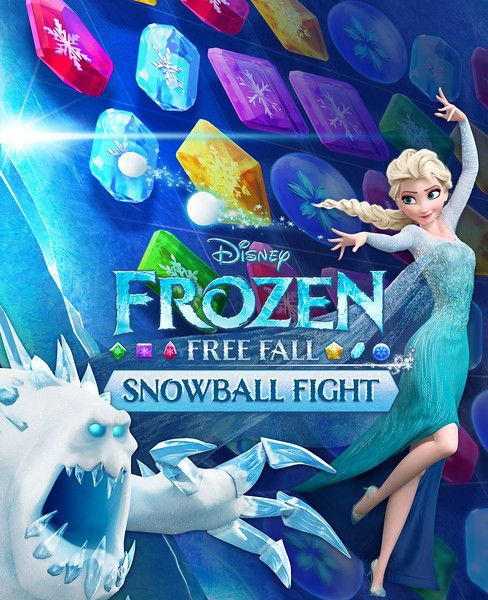 Frozen Free Fall: Snowball Fight Brings Match-3 Puzzle to PC and Game Consoles