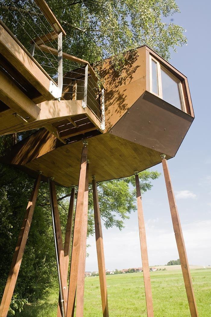 28 Best Images About Baumraum Auf Pinterest   River Cabins ... Das Magische Baumhaus Von Baumraum
