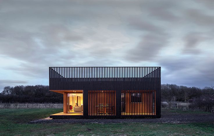 Permanent Link to Contemporary Howe Farm by IPT Architects