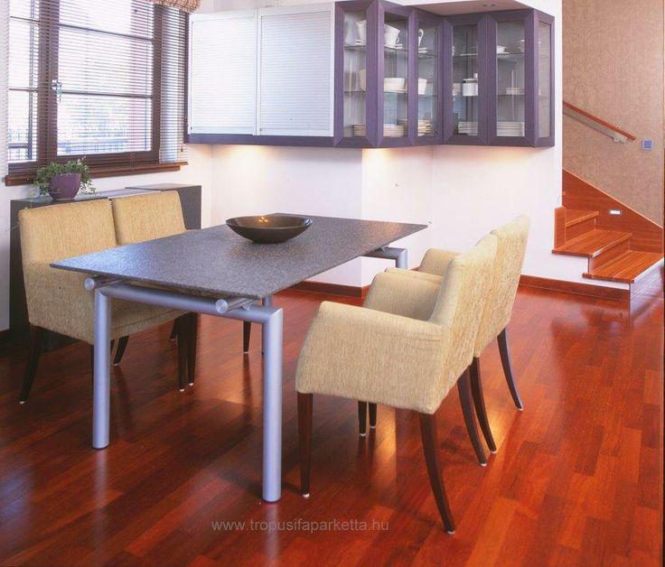 Merbau solid flooring