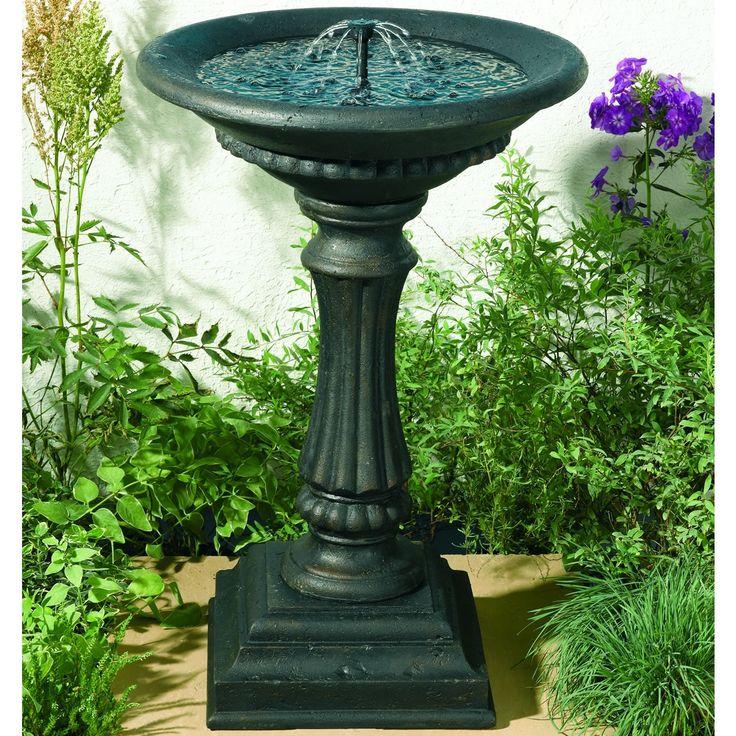 Diy Water Fountains Outdoor Ashbourne Solar On Demand