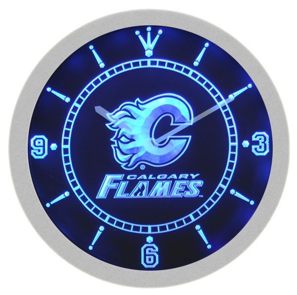 1000+ Images About Neon Wall Clocks> Sport Teams On