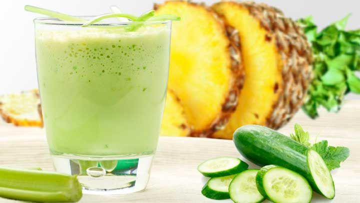 Con este zumo podrás mantener tu organismo desintoxicado e hidratado y podrás disminuir tú peso de forma rápida y natural. Baja de peso con este zumo GuíaSana