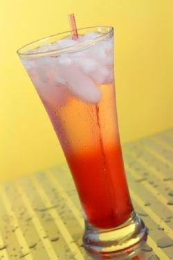 Peachee Zest Cocktail