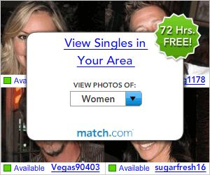 Match.com – View Singles in Your Area