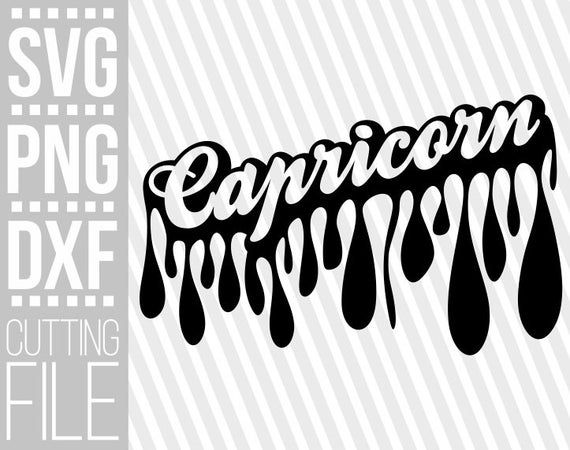 SVG Zodiac sign Cancer Vector Layered Cut File Silhouette Cameo Cricut Design Template Stencil Vinyl Decal Tshirt Heat Transfer Iron on