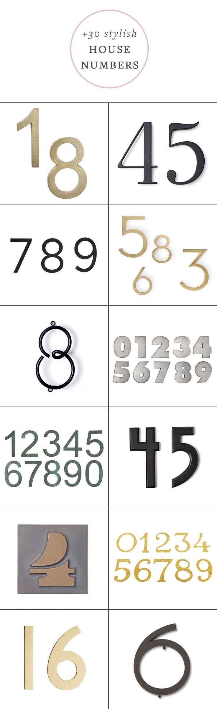 25 unique ceramic house numbers ideas on pinterest tile house my search for stylish house numbers dailygadgetfo Choice Image