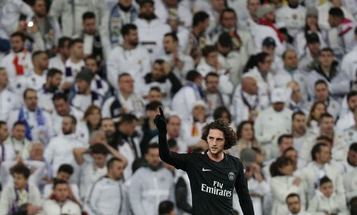 Real Madrid 1-1 Paris Saint-Germain LIVE score and goal updates from Champions League last 16 first leg