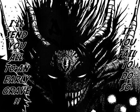 anime demon form - Google Search