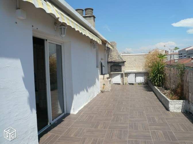 Appartement T4 + Terrasse 42 m² Ventes immobilières Bouches-du-Rhône - leboncoin.fr
