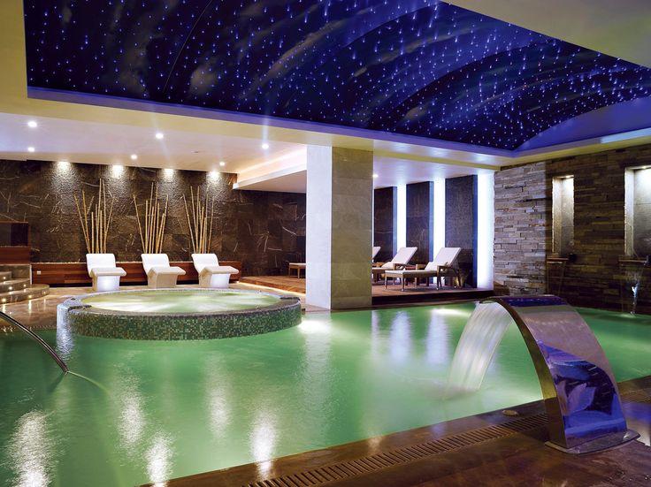 18 best Rixos Thermal Spa and Hotel Eskisehir - Gokhan Avcioglu - modernes design spa hotel
