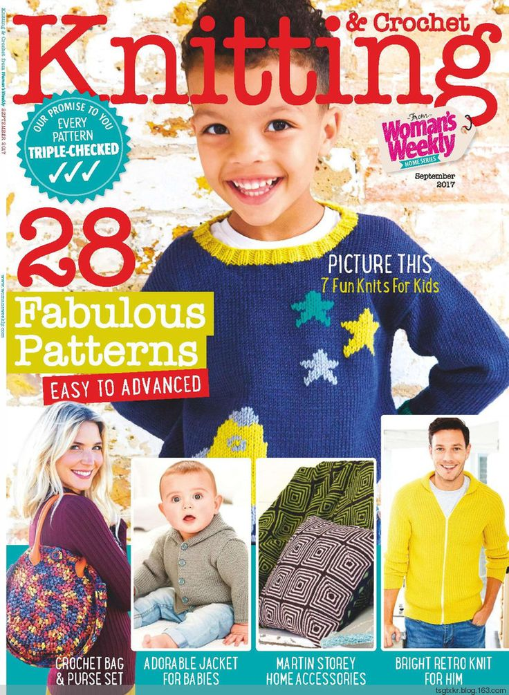 671 best crochet knit magazine images on pinterest crochet knitting magazine crochet magazine pdf magazines knitting books crocheting september free ebooks woman knit crochet fandeluxe Gallery