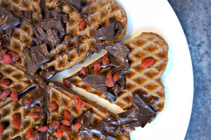 Chokolade Vafler Cathrineyoga 3