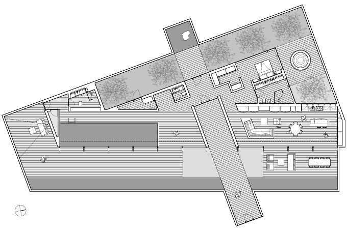 southern italy house drawings by jm architecture