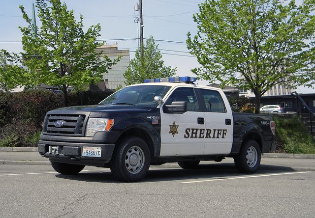 Ford Police Cars