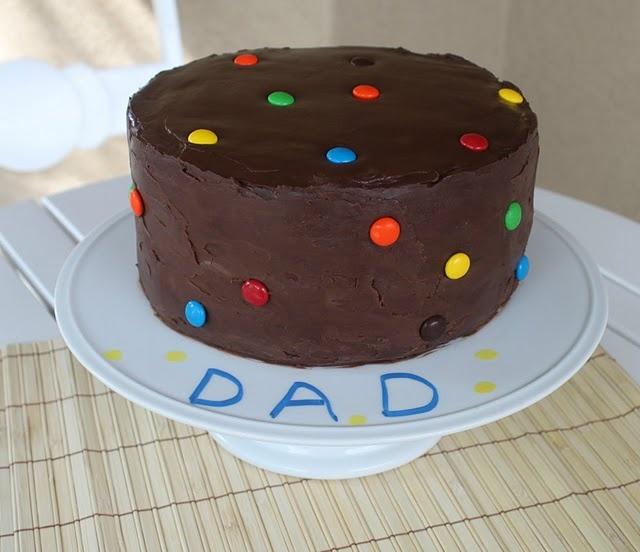 Chocolate Cake M M