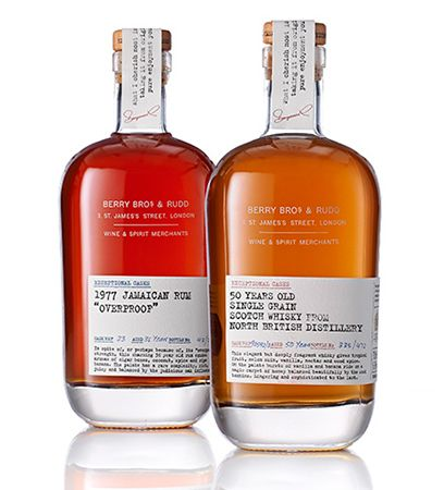 Four expressions have been released, including a rum, a whiskey and two single malts.