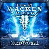 Live at Wacken 2015: 26 Years Louder Than Hell [CD & DVD], 31326049
