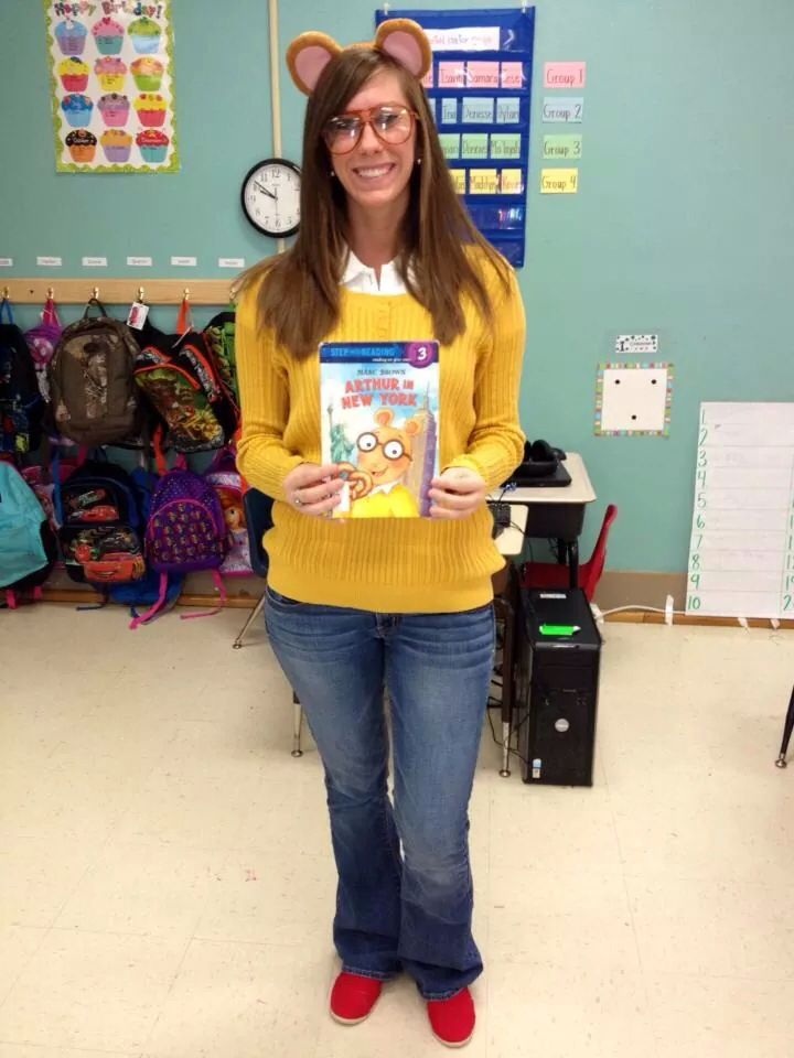 Arthur! Storybook Character Day :)