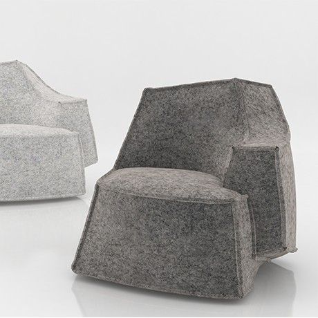AIRBERG EASY CHAIR - To purchase these items contact RADform at +1 (416) 955-8282 or info@radform.com #modernfurniture #contemporarydesign #interiordesign #modern #furnituredesign #radform #architecture #luxury #homedecor