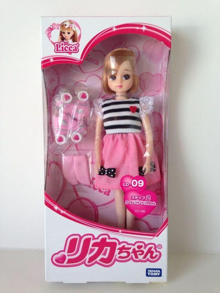 NEW Takara Licca Doll LD-9 (NRFB) for sale on Ebay