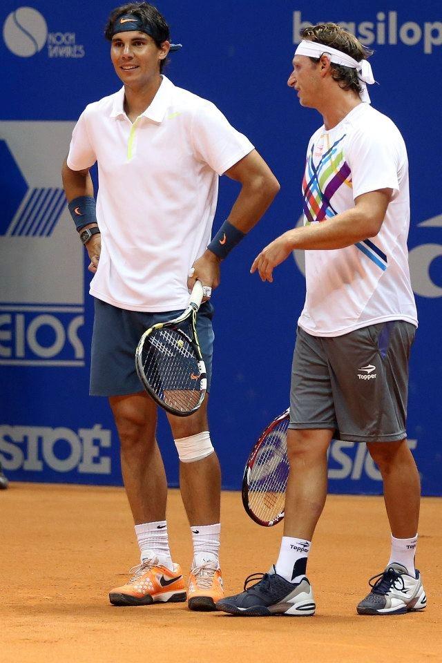 Rafael Nadal #tennis #ATP #Brasil