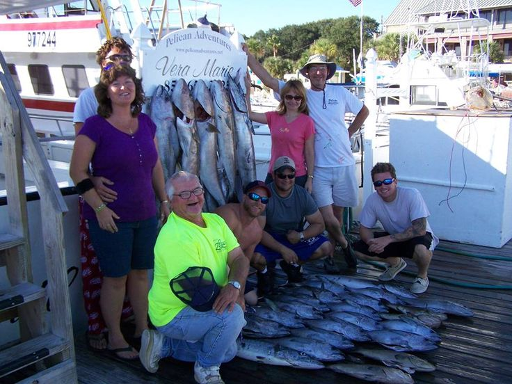 Destin Party Boat Fishing Excursion Aboard Vera Marie - TripShock!