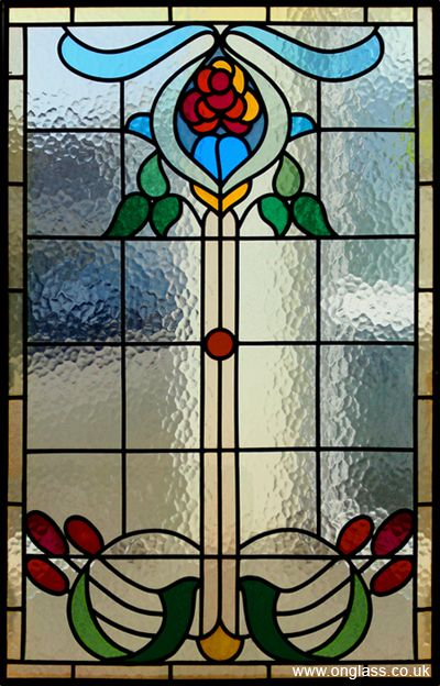 Victorian stained glass patterns stained glass windows for Victorian stained glass window film