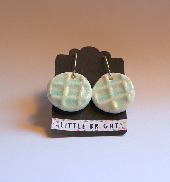 Stunning Ceramic earrings