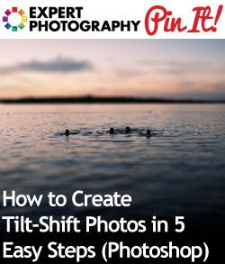 How to Create Tilt Shift Photos in 5 Easy Steps (Photoshop)