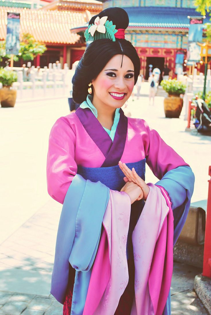 how to make li shang costume