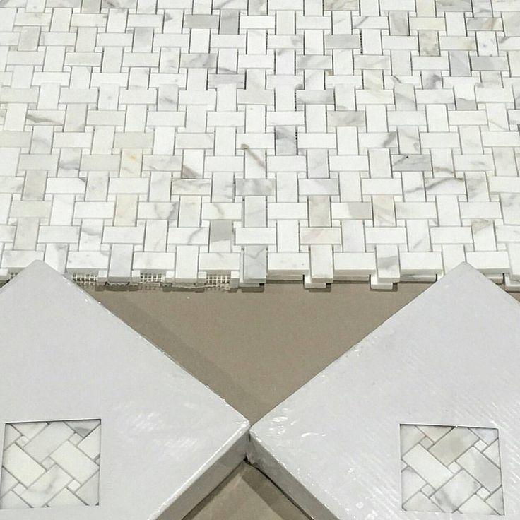 66 best Basketweave Mosaic Tile images on Pinterest