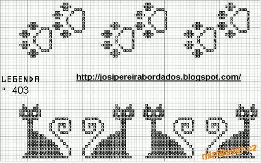 """crochet charts1 for the cute """"cat bag"""" before - seen on a Russian site Сумочка из пластиковых пакетов с кошечками. Вязание крючком (2) (512x320, 141Kb)"""