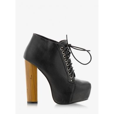 Botki Blair Black Booties