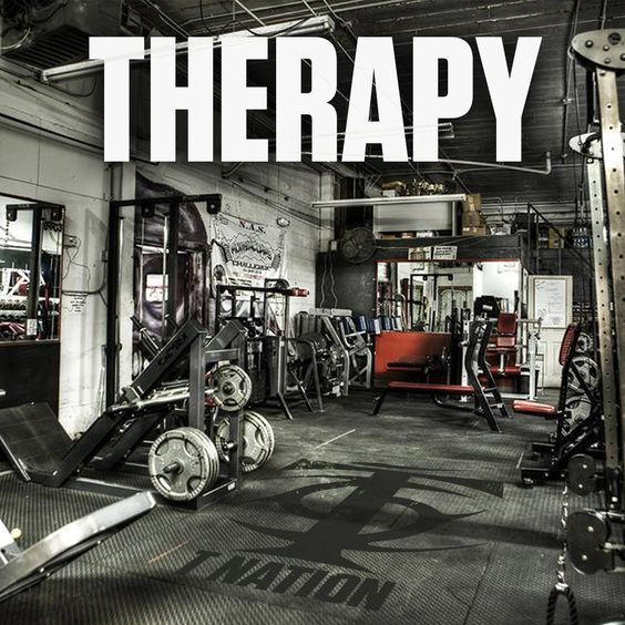 Therapy #beastmode #gymlife