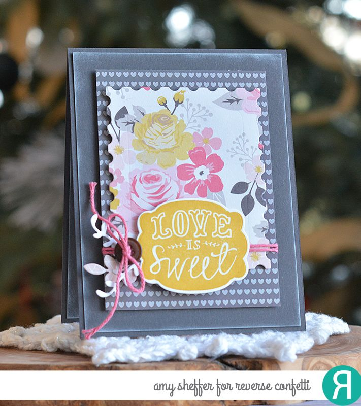 Pickled Paper Designs: Countdown to Confetti - Labeled, Give Thanks Label, and Layered Laurels
