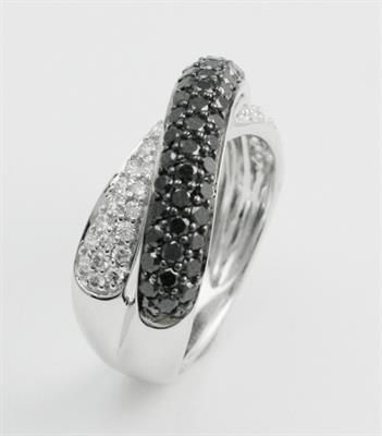 Image result for anillo brillantes negros