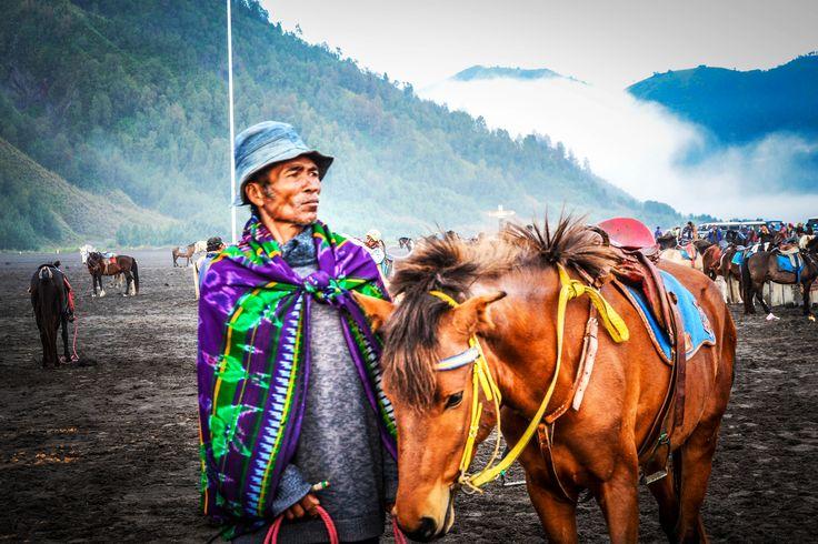 Suku Tengger, Bromo