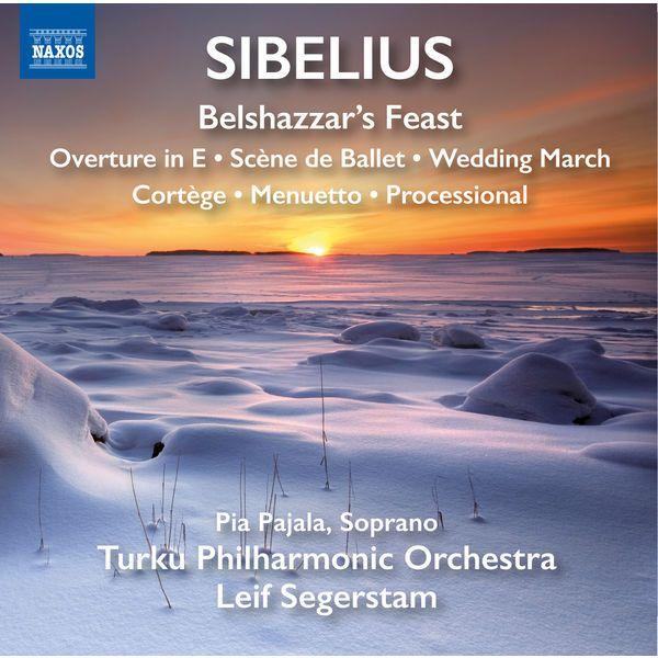 Sibelius: Belshazzar's Feast & Other Orchestral Pieces Turun Filharmoninen Orkesteri