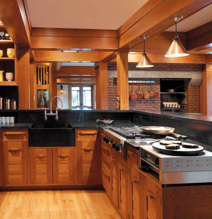 Arts And Crafts Kitchen Cabinets: 17 Best Ideas About American Kitchen On Pinterest