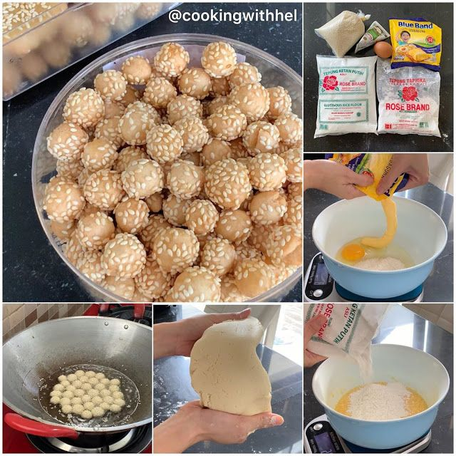Resep Kue Keciput Wijen Camilan Praktis Biar Nggak Bengong Resep Spesial Makanan Ringan Gurih Makanan Ringan Manis Makanan Enak