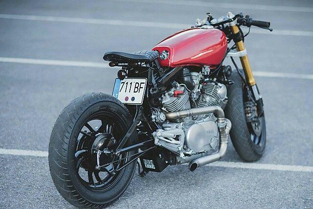 Yamaha XV 750 Virgo