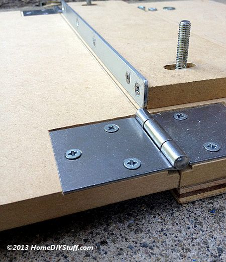 Make a Home DIY Sheet Metal Bender | Home, DIY & Stuff
