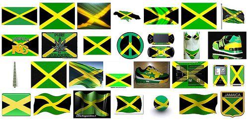 """jamaica flag"" 1"