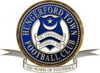 1886, Hungerford Town F.C. (Hungerford, Berkshire, England) #HungerfordTownFC #UnitedKingdom (L15052)