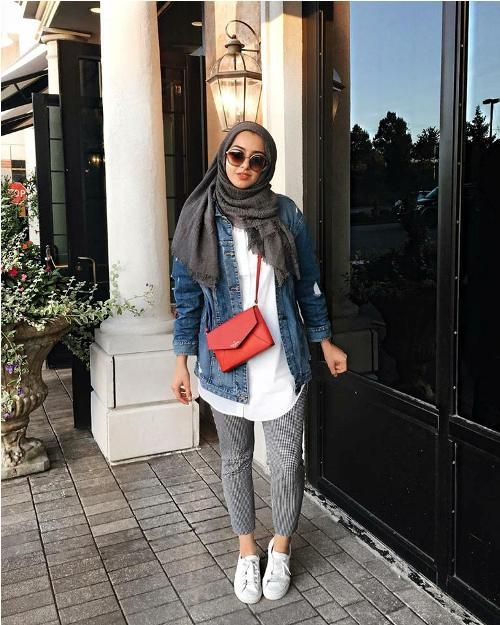 Casual fall trends for hijab – Just Trendy Girls