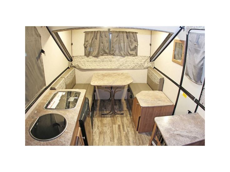 Check out this 2018 Forest River Flagstaff Hard Side Pop-Up Campers T21TBHW listing in Hugo, MN 55038 on RVtrader.com. It is a Pop Up Camper and is for sale at $13992. toilet but not bathroom