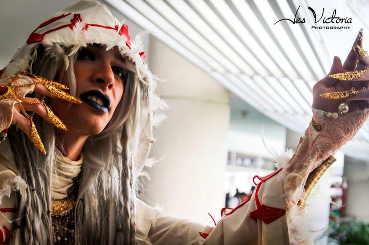 Cosplayer: Mauricio Somenzari Photo: Jes Victoria Photograpy©