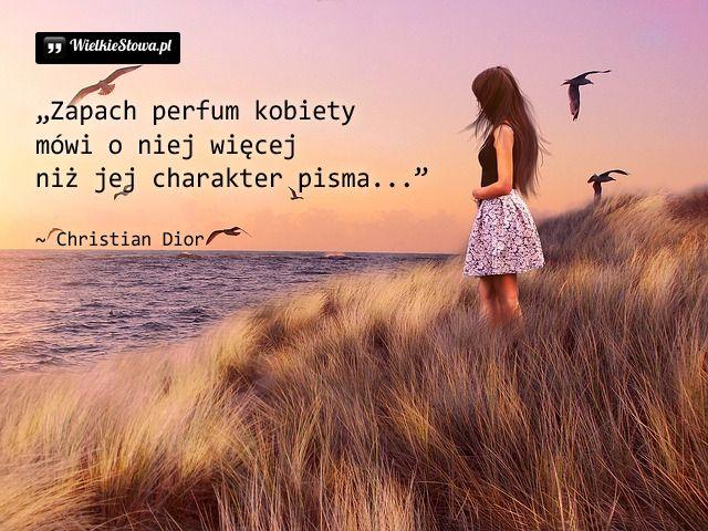 Zapach perfum kobiety... #Dior-Christian,  #Kobieta, #Uroda